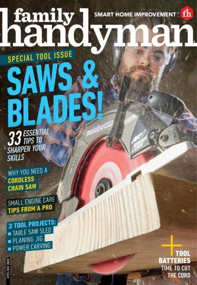 Subscribe to Family Handyman Magazine