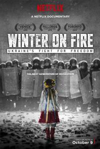 Cartel de Winter on Fire