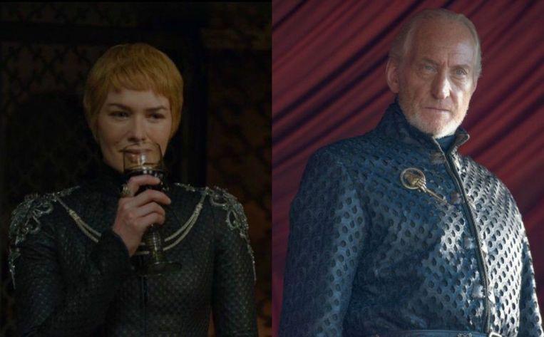 Cersei y Tywin