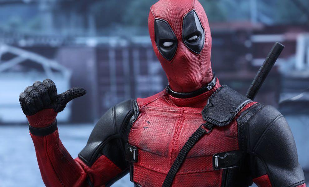 Mejores Películas 2016 - 4 - Deadpool