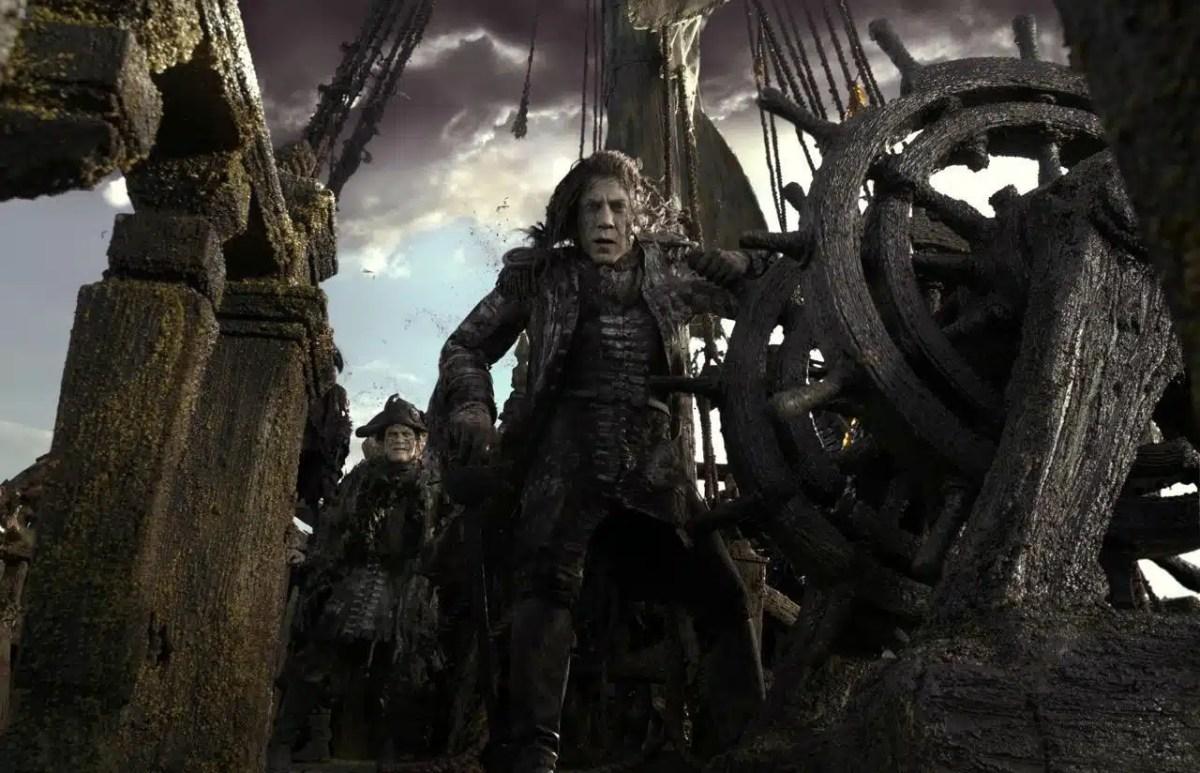 Crítica de 'Piratas del Caribe: La venganza de Salazar' (2017, Joachim Rønning,  Espen Sandberg)