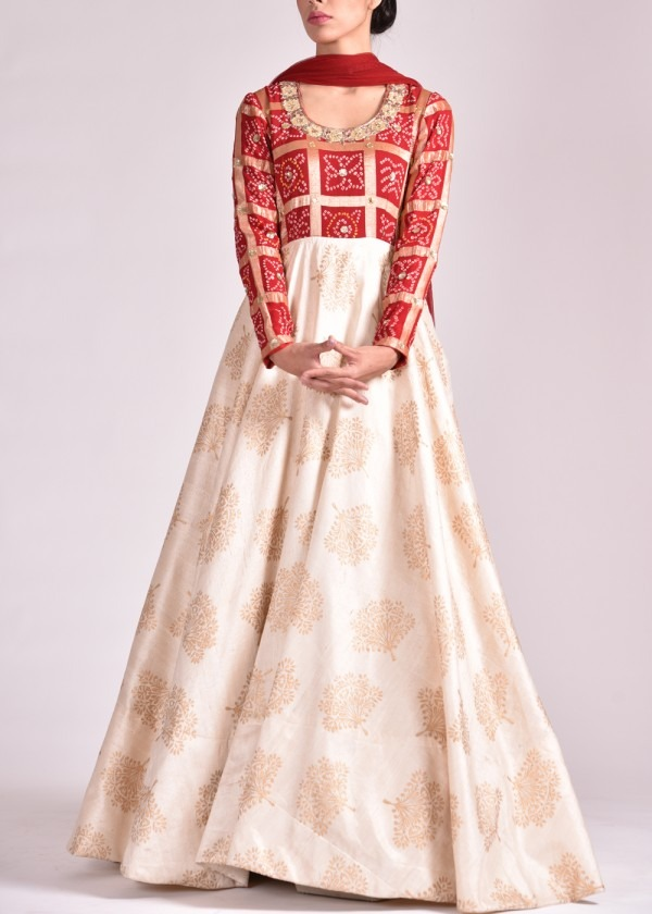 Anarkali designer tunics, Ethnic wear