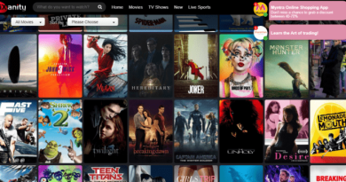 Top Flixanity Alternatives – Watch Movies and TV Shows Online