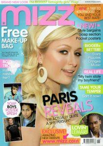Mizz Magazine 2006