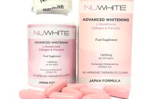 nu white glutathione