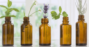 Essential oils for deep sleep