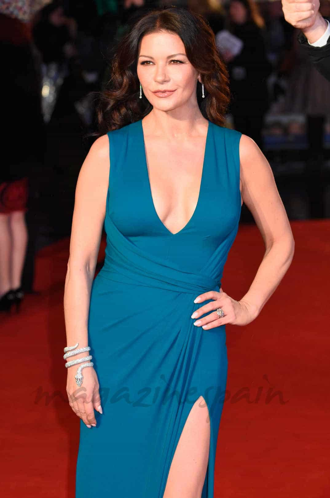 Catherine ZetaJones ser una diva de Hollywood
