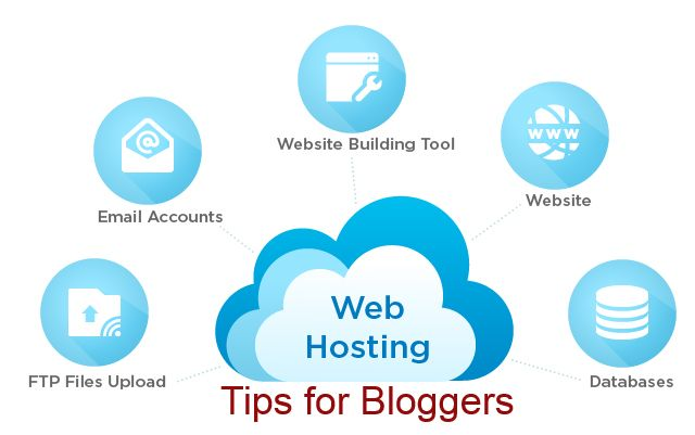 Web Hosting Tips for Bloggers