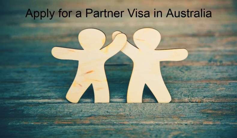 partner visa in australia
