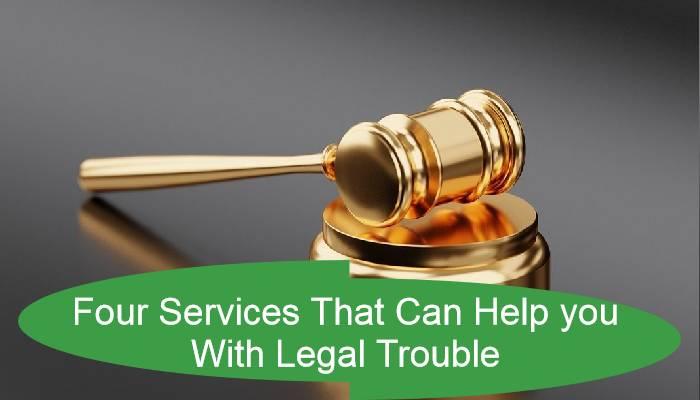 Legal Trouble