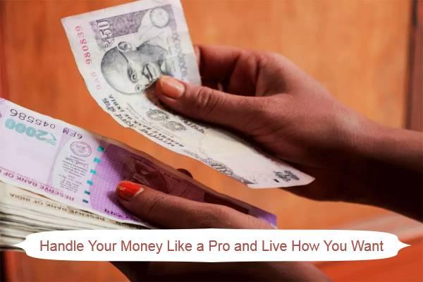 handle your money