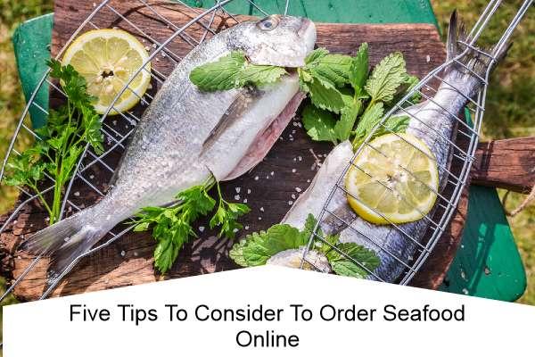 order seafoods online