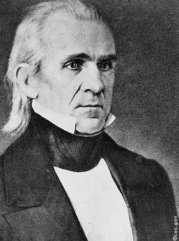 Image result for James K. Polk