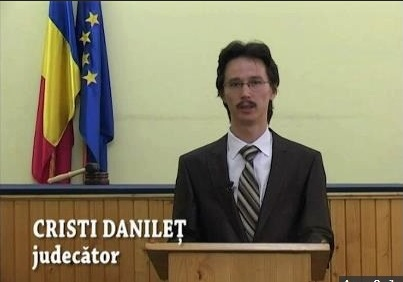 Judecătorul Cristi Danileţ comenteaza cazul șefei Curții Supreme, Livia Stanciu