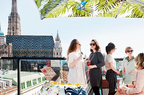 Rooftop Bar | Foto: Katharina Gossow