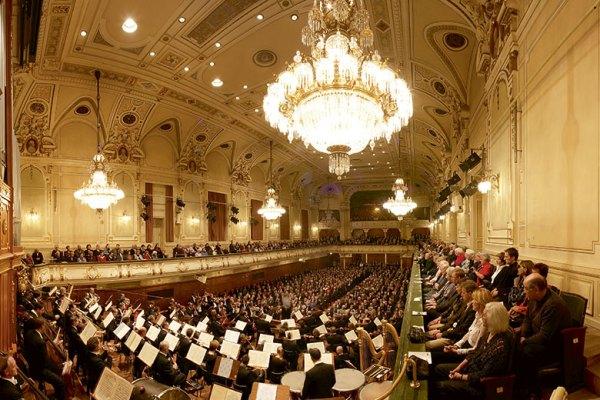 Grazer Musikverein | Foto: Robert Illemann