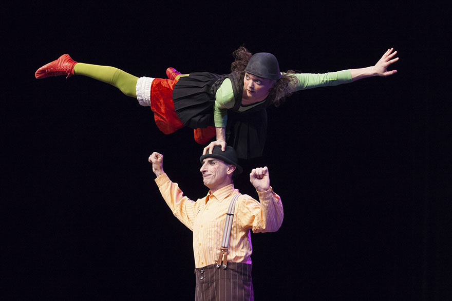 Cirque Noël | Foto: Pierre Colletti
