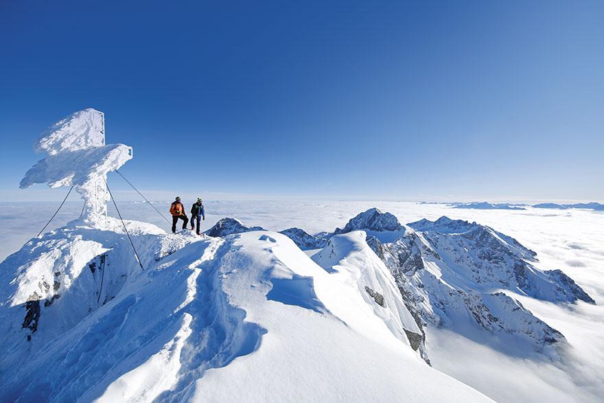Winter in der Steiermark | Foto: Steiermark Tourismus/Herbert Raffalt