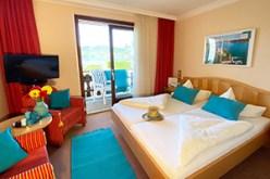 Hotel-Pension Jutta Foto Zimmer
