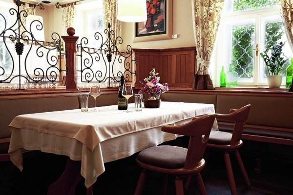 Der Inbegriff von Landgasthof. Fotos: Gasthaus Thaller,Tina Veit-Fuchs