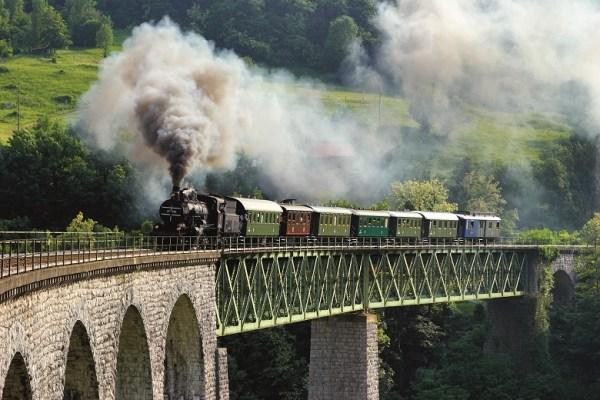 Abenteuer Bahnreisen