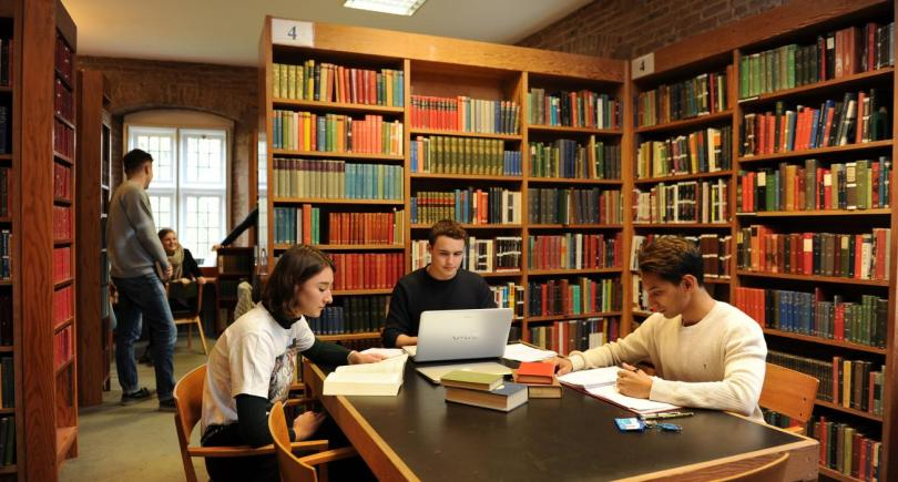 College Library | Magdalene College