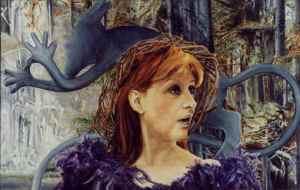 De Verbeelding, olieverf op paneel, 110x75cm - kopie