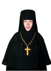 Игумения монастыря Серафима (Иванова)