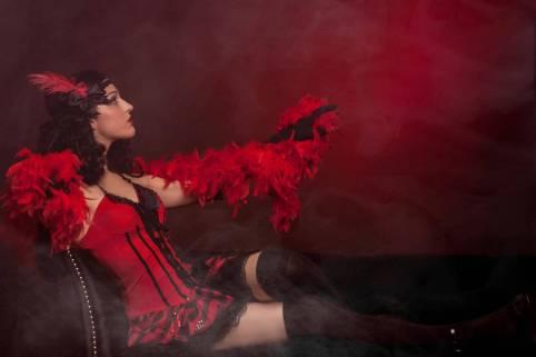 Magdi Szépségszalon - Moulin Rouge lányok