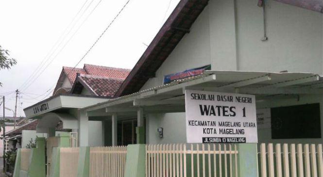 SDN Wates 1