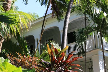 The old restored Key West homes are simply incomparable.