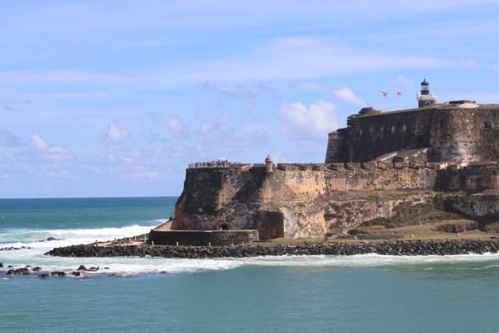 Fuerte San Felipe del Morro.