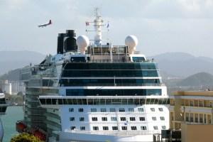 Docked In San Juan