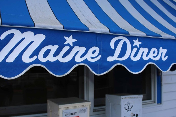 The Famous Maine Diner