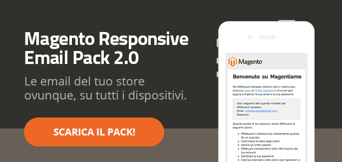 Magento Responsive Email Pack