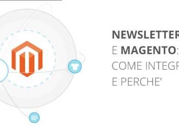newsletter2go-magento-integrazione