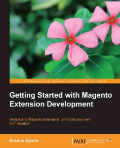 getting start with magento extension development