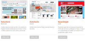 Showcase Magento La gallery dei migliori siti E Commerce Magento