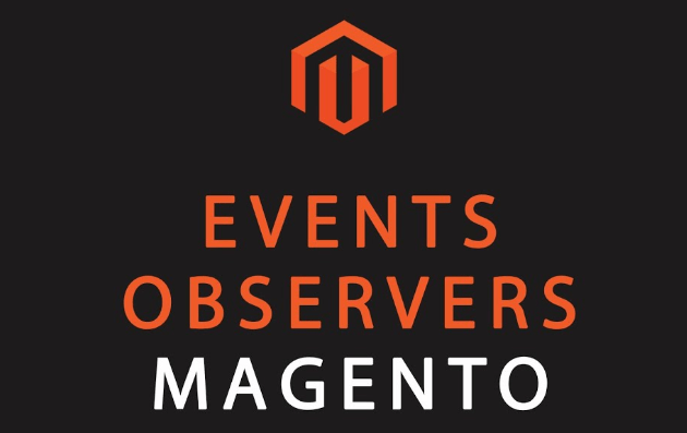 create events and observers magento