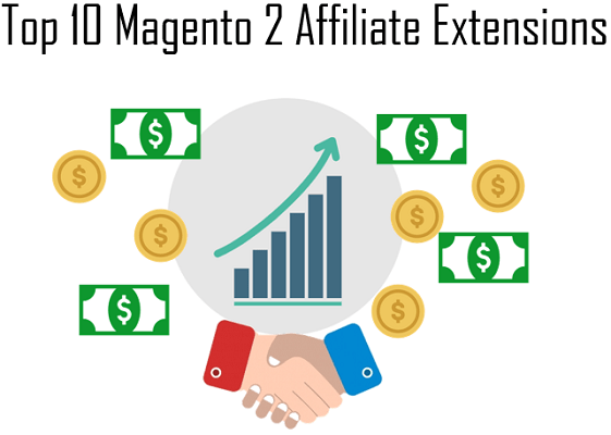 Top 10 Magento 2 Affiliate Extensions