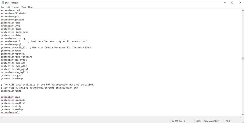 Fix PHP check error