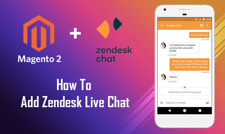 How To Add Zendesk (Zopim) Live Chat In Magento 2