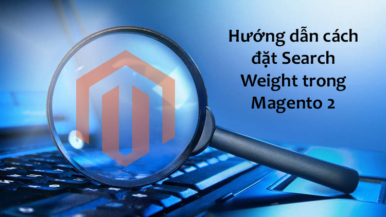 cách đặt Search Weight trong Magento 2