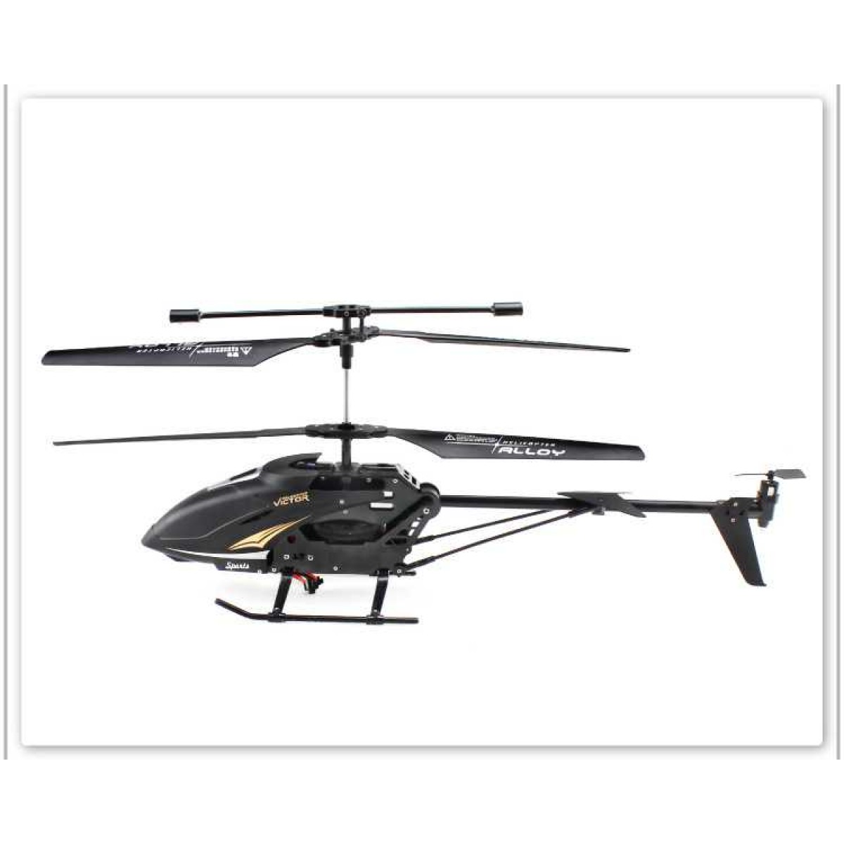 Cheap 46cm Remote Control Rc Helicopter With Gyro