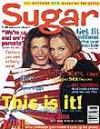 Sugar teen magazine cover November 1994