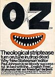 Oz magazine first issue