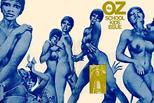 The Oz Schoolkids issue