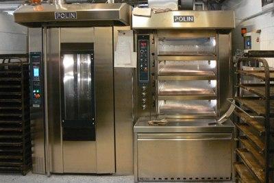 laboratorio con forni a pellet