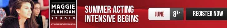 NYC Meisner Summer Acting Program Begins