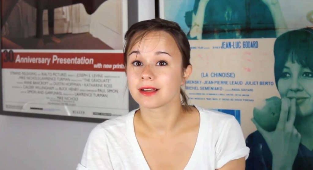 International Student Juliette Biry | Two Year Acting Program